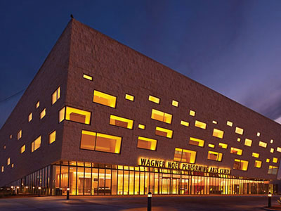 The Wagner Noel Performing Arts Center