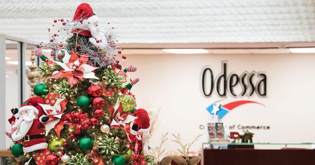 Chamber Christmas Tree