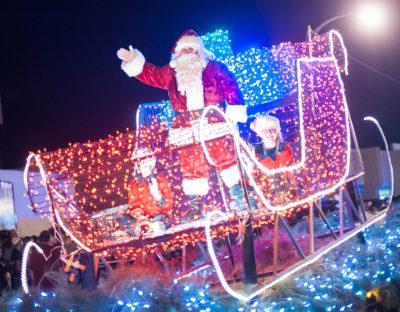 Odessa's Christmas Parade
